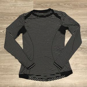 Lululemon Long Sleeve Running Top